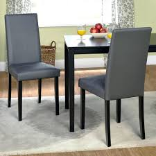 42 glamorous faux leather parsons dining room chairs 69 for modern