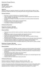 respiratory therapist resume exles respiratory therapist resume exles exles of resumes