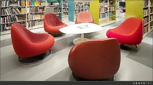 comfy library chairs contemporary library furniture seating library chairs