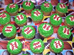best 25 softball cupcakes ideas on pinterest baseball cupcakes
