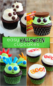 thanksgiving cupcake recipes ideas easy halloween cupcake ideas your cup of cake