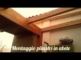 montaggio tettoia in legno montaggio di una tettoia in legno