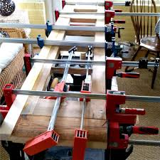 Kitchen Cabinet Clamps Toolbox Tuesday Raising The Bar Clamp On Woodworking Old Town