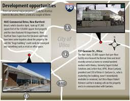 how utica competes for new businesses on regional scale news