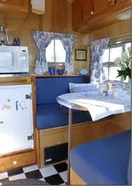 just wait till you see what she converted this old camper into