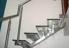 Metal Stair Banister Interior Metal Stair Balusters Metal Stair Railing With Dark Wood