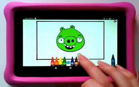 angry birds coloring book html5 game development