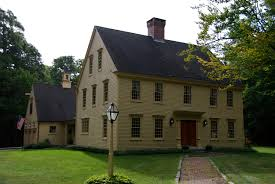 Colonial American Homes by The Colonial Colonial Exterior Trim And Siding The