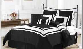 Bedding Ensembles Bedding Set Black And White Comforter Beautiful Black And White