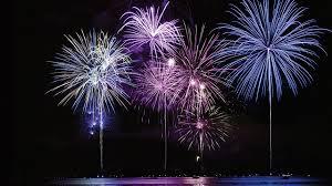 chagne bottle fireworks new years in miami miamiandbeaches