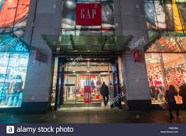 fifth avenue catalog sales a gap store on fifth avenue in new york is ready for the christmas