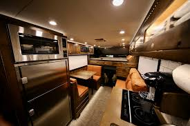 motor home interiors the world s top five most luxurious cervan interiors