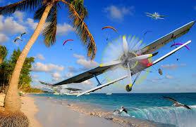 photo montage south sea free image on pixabay