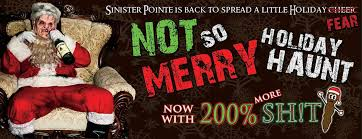 sinister pointe not so merry gothique