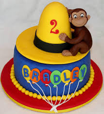 curious george cake topper curious george cake dolce ladybug