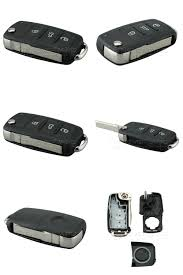 2005 lexus es330 key fob battery visit to buy 3 button flip fob remote folding key shell for vw
