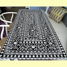Zebra Runner Rug Black And White Runner Rug Black And White Kitchen Rugs For