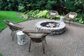 Block Firepit Outdoor Pits Cinder Block Fireplaces Firepits Best