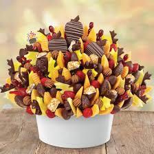 fruits arrangements for a party edible arrangements fruit baskets salted caramel harvest party