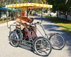 four wheel electric wheelchair carrier bike youtube