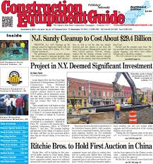 northeast 25 2012 by construction equipment guide issuu