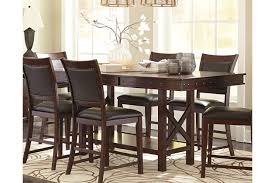 Collenburg Counter Height Dining Room Table Ashley Furniture - High dining room sets