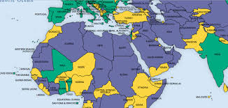 West Africa Map Quiz by 100 Map North Africa Middle East Cdn Arms Exports To