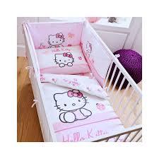 chambre bébé hello parure de lit bébé hello coccinelle bellecouette