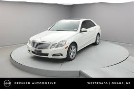mercedes of omaha used cars used 2010 mercedes e class for sale h h chevrolet omaha ne