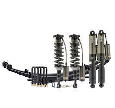toyota tacoma suspension lift kits emu bp51 suspension kit lift kit for 2005 2016 toyota tacoma