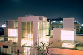 10 frank gehry buildings to see in l a the getty iris