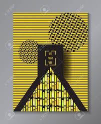 envelope border pattern design business brochure layout cover modern design business