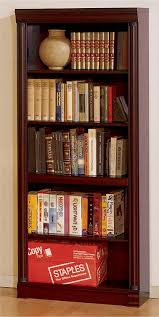 Bush Bookcases Classic Traditional Cherry Bookcases U2013 Fun Farrago