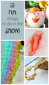 373 best winter u0026 kids images on pinterest winter activities