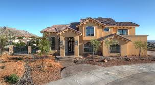 custom home builders el paso tx custom plan park hills