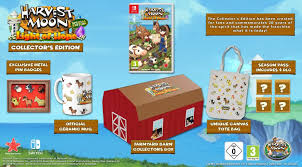 harvest moon harvest moon light of hope collector s edition revealed in europe