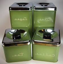 kitchen canisters green kitchen flour container set kitchen canisters for sale green