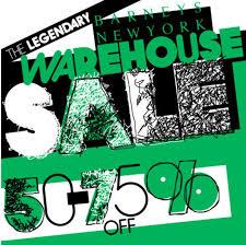 buys barneys warehouse sale gq