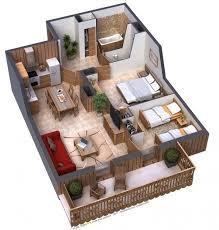 Two Bedroom Apartment Design Ideas 3d Autocad Designs 3d Autocad Designs Pinterest 3d