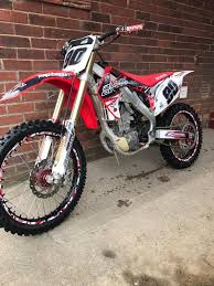 honda crf 250 efi 2010 in horsforth west yorkshire gumtree