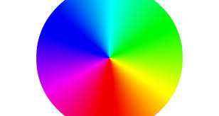 using a color wheel to choose a paint color