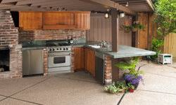 Rustic Outdoor Kitchen Ideas - 10 tips for rustic kitchen designs howstuffworks