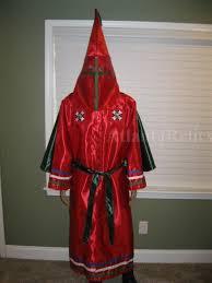 Klux Klan Halloween Costume Atlantarelics Print