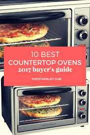 Oster Extra Large Convection Toaster Oven Best Countertop Ovens U2013 2017 Buyer U0027s Guide