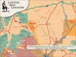 capitol reef national park map capitol reef national park utah official travel guide