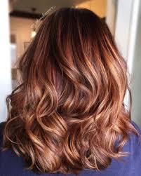 Light Burgundy Hair 40 Fresh Trendy Ideas For Copper Hair Color