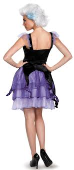 ursula costume buy disney womens deluxe plus size ursula costume