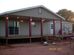 Wrap Around Deck Designs by Mobile Home Deck Designs Deck Plans For Mobile Homes House