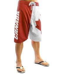 Lower Canada Flag Men U0027s Canada Flag Boardshorts Amazon Ca Clothing U0026 Accessories