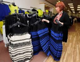 Dress Meme - blue or gold seeing is deceiving the salt lake tribune